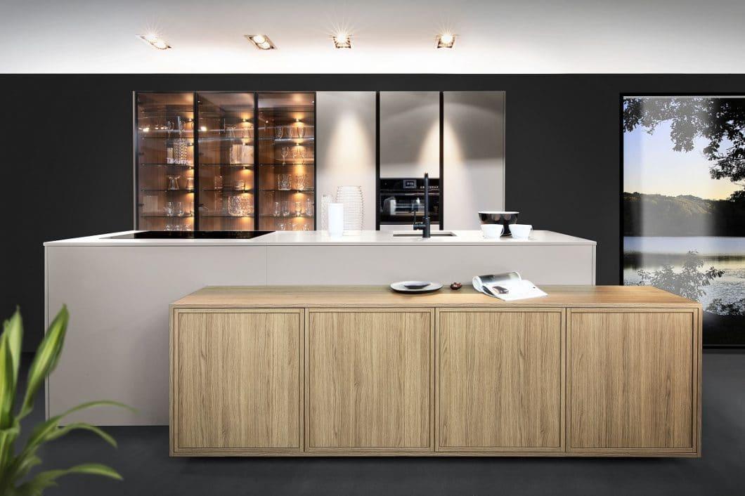 Rotpunkt aus Bünde in Ostwestfalen steht wie keine andere Küchenmanufaktur für Nachhaltigkeit und stellt seine Möbelteile aus ökologischen Materialien wie BioBoard her. (Foto: Rotpunkt Küchen)