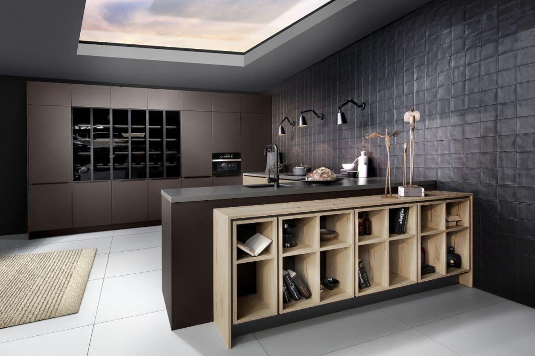 Mit seinen Kollektionen für 2018 und 2019 beweist Rotpunkt, dass das Unternehmen nicht nur ökologisch-freundliche Küchen produziert, sondern auch Akzente in Sachen Stil und Design setzt. (Foto: Rotpunkt Küchen)