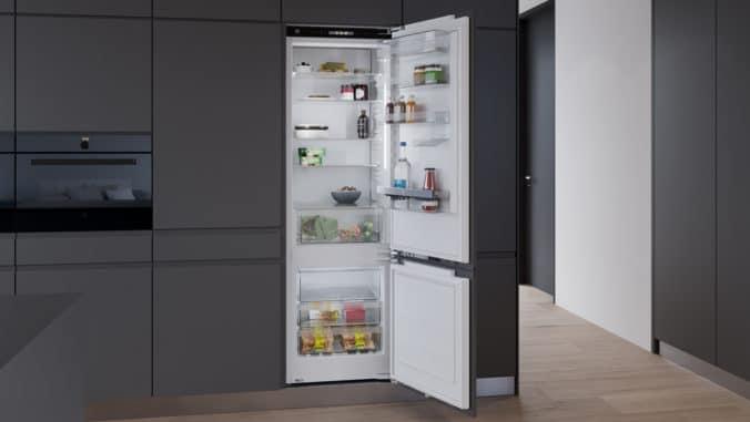"""""""NoFrost"""" ist eine dankbare Eigenschaft moderner Kühlgeräte von V-ZUG. Damit müssen Sie nie wieder den Kühlschrank abtauen, da Eisschichten effektiv vermieden werden. (Foto: V-ZUG)"""