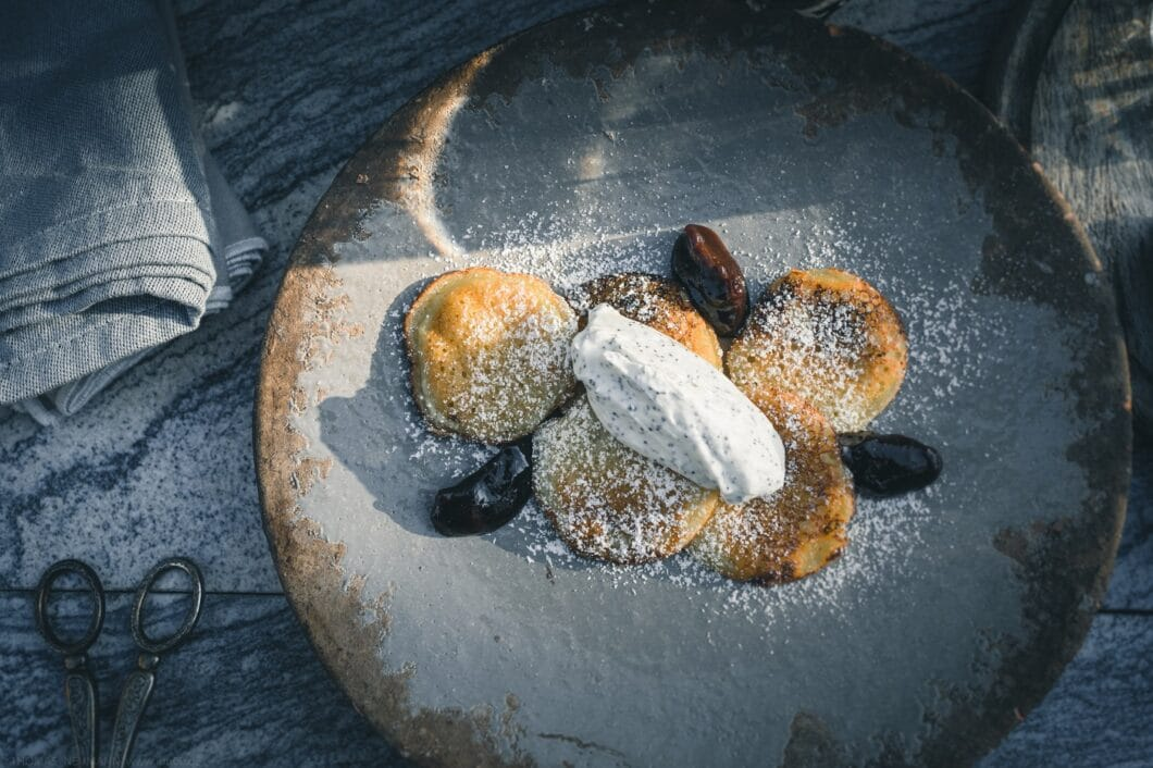 Tschechien ist berühmt für seine deftige, genussreiche Küche - doch hinter Liwanzen (Bild) und Knödel versteckt sich noch mehr, was man an Tschechien entdecken und lieben kann. (Foto: Küchen&Design Magazin/ Thomas Neumann)