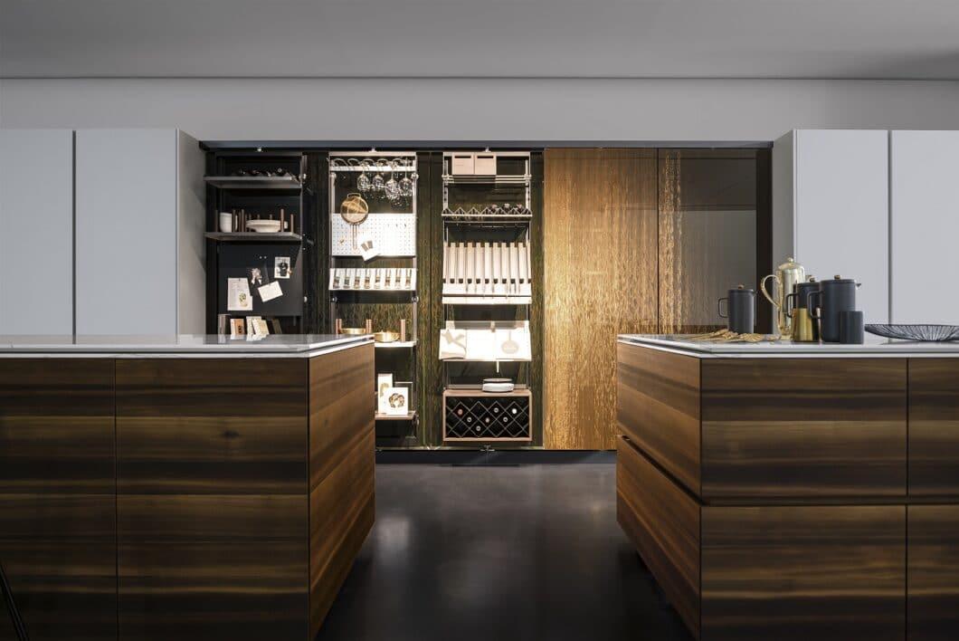 Funktional und auch noch schön: die ideale Kombination für den modernen Küchenraum. (Foto: eggersmann)