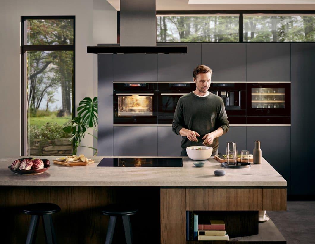Nachhaltigkeit im Küchenraum: Electrolux möchte mit Maßnahmen entscheidend beeinflussen, dass wir uns besser ernähren und Lebensmittel wieder mehr zu schätzen wissen. (Foto: Electrolux)