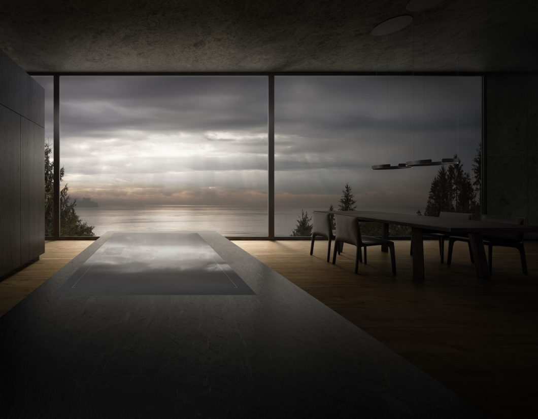 Perfektion vermitteln die neuen Küchengeräte in Schwarz, die oftmals auch in dunkle Küchenumgebungen ästhetisch integriert werden. (Foto: Gaggenau)