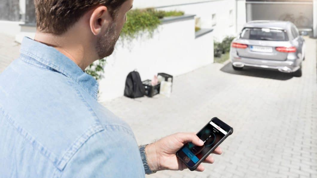 Künftig möchte Bosch das Smart Home auch außerhalb der Küche, beispielsweise in den Bereichen Sicherheit, Licht oder Auto, in der Home Connect-App bündeln. (Foto: Bosch Hausgeräte)