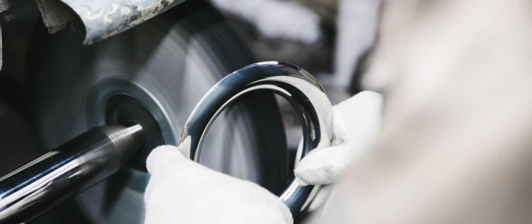 Die Hochwertigkeit von Kaelo kommt nicht von ungefähr: das Produkt wird im Nordwesten Londons handgefertigt und detailliert geprüft, bevor es die Manufaktur verlässt. (Foto: kaelo.co.uk)
