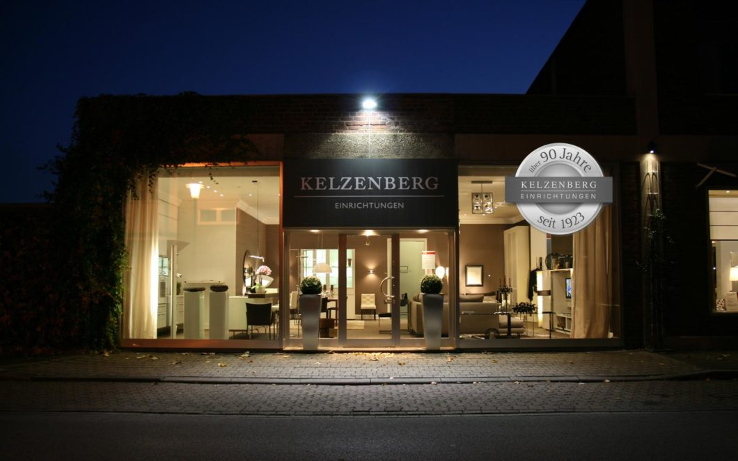 Groß(artig)e Zahlen: seit rund 97 Jahren existiert das Einrichtungshaus Kelzenberg nun schon in familiärer Hand - und präsentiert sich auf stolzen 1.000 Quadratmetern in Düren. (Foto: Kelzenberg)