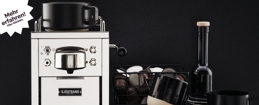"""Die Schweden lieben ihren Kaffee - erreichen mit dem täglichen """"fika""""-Prozedere Platz 3 der europaweit größten Kaffeetrinker. Da muss eine ökologische Alternative her. (Foto: Sjöstrand)"""