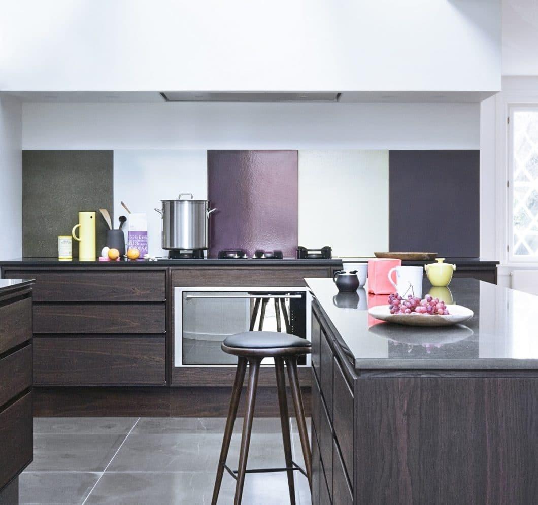 Kunterbunt, stilvoll, französisch oder italienisch? Denken Sie bei der Planung Ihrer nächsten Küche doch auch über die Gestaltung der Küchenrückwand nach. Es ändert mehr, als Sie denken. (Foto: Made a Mano)