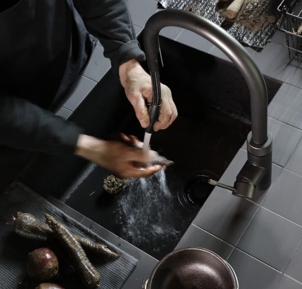Kuchengerate In Schwarz All Black Ist Das Neue Edelstahl