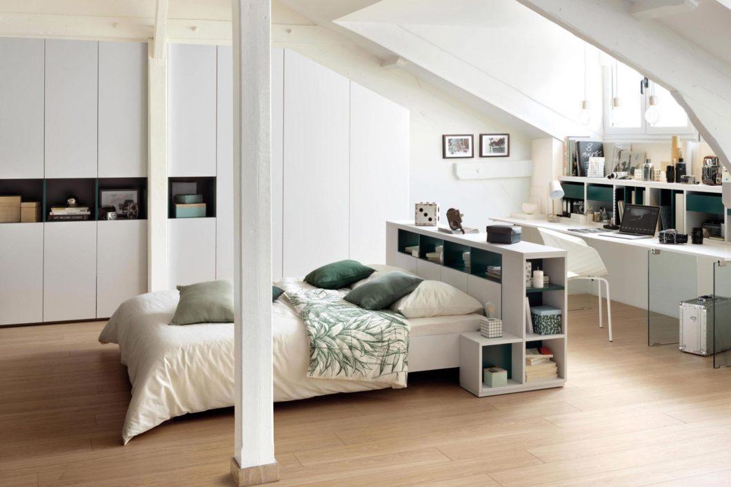 Schon seit mehreren Jahren engagiert sich die SCHMIDT-Gruppe zum Thema Umweltschutz und nutzt längst zertifizierte Hölzer zur Herstellung seiner Möbel. Damit lässt sich das Holz auch unbedenklich im Schlafzimmer... (Foto: SCHMIDT Küchen)