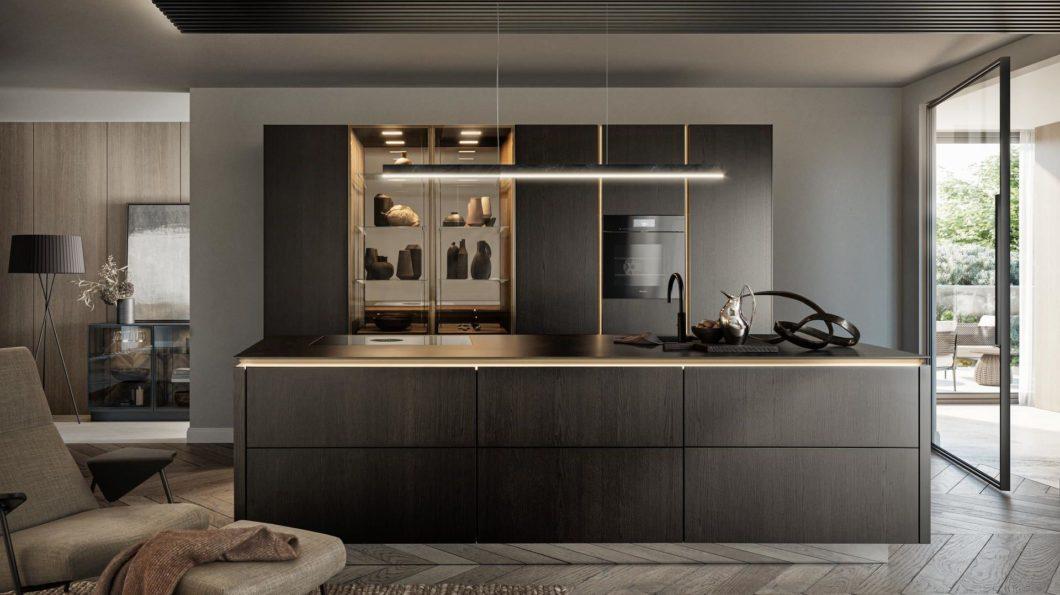 90 Jahre SieMatic, das steht für 90 Jahre solide Werte von Qualität, Ästhetik und Funktionalität - aber eben auch für Umbruch in schwierigen Küchenzeiten. (Foto: SieMatic)