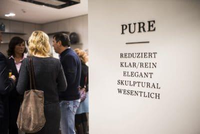 Gemeinsame Events im Küchenstudio oder eine sorgfältige Beratung über neue Geräte machen eine hochwertige Küche aus einem guten Studio aus. (Foto: SieMatic am Wall, Bremen)