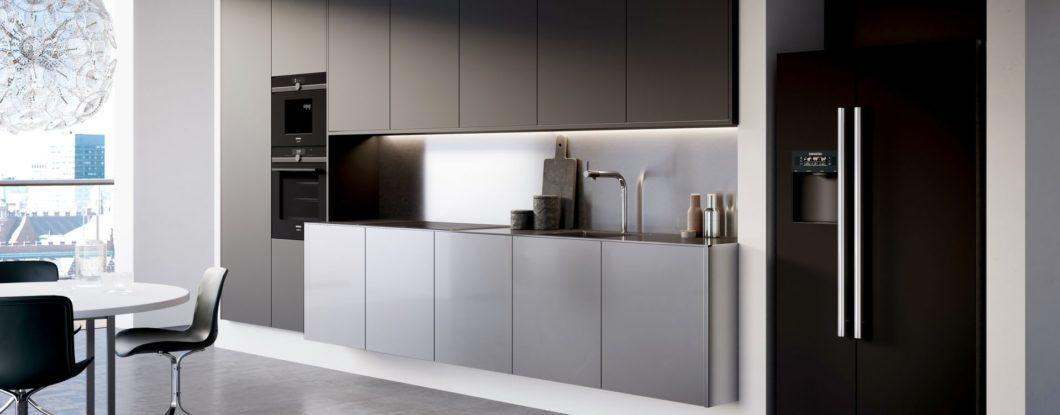 """Der """"Trendsetter"""" der 4 Siemens-Kochtypen legt Wert auf ästhetisches Design und die Annehmlichkeiten des Smart Homes. (Foto: Siemens Hausgeräte)"""