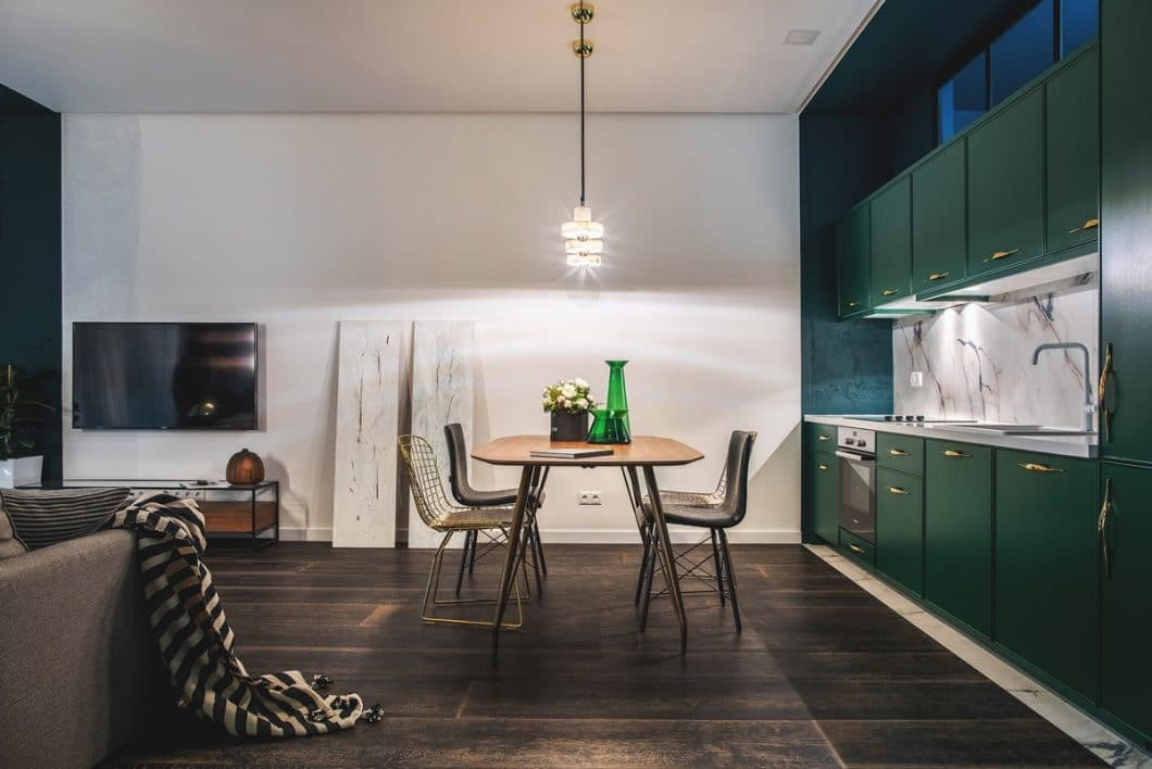 Wie Kreiere Ich Ein Stilvolles Zuhause Rund Um Die Grune Kuche