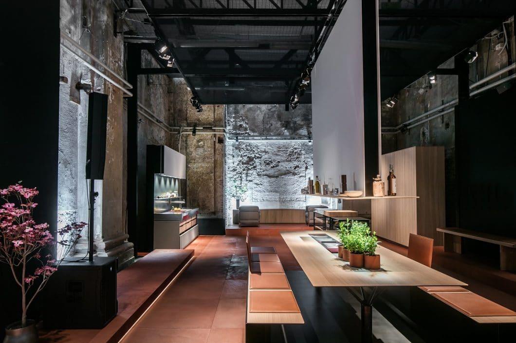 Präzision, Ästhetik, Perfektion: bulthaup bleibt seinen Prinzipien treu - und doch rückt die Gemeinschaft des Menschen in der neuen bulthaup b.architecture noch ein Stück mehr in den Fokus des Küchenraums. (Foto: bulthaup)