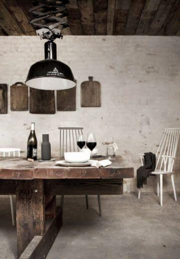 Das Höst in Kopenhagen wurde so eingerichtet, wie man sein Zuhause auch gern sehen würde: Simpel, urig, gemütlich und hip. Dafür gewann es bisher auch bereits zwei Restaurant-Designpreise. (Foto: Höst Restaurant)