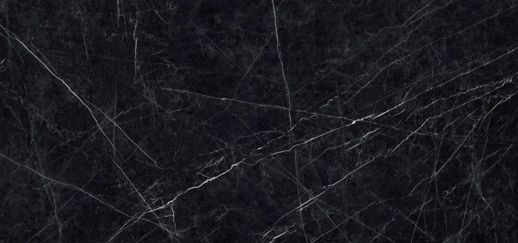 Die neue Farbe Dark Marquine von SapienStone ist in zwei Ausführungen erhältlich: Satin und Polished! (Quelle: SapienStone)