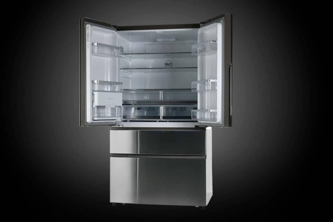 Mit optisch eleganten und technisch versierten Kühlgeräten möchte die weltweit führende Gerätemarke Haier nun auch den europäischen Markt aufrollen. (Foto: Haier)
