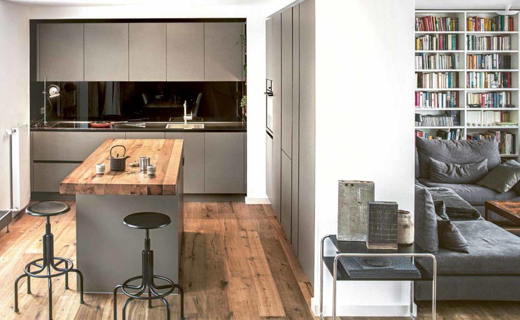 selektionD bedeutet, eine Küche unabhängig vom Markennamen auf Ihre Wünsche, Ihre Raumumgebung und Ihr Budget zuzuschneiden. Suchen Sie sich die Kirschen auf der Sahnetorte doch einfach aus. (Foto: selektionD)