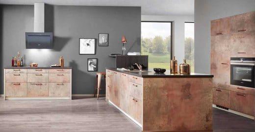 Küchenstudio Wildeshausen, Kupferküche