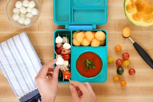 Die Bento-Box ist als Lunch für Schule und Arbeit sehr beliebt. (Foto: omielife.com)