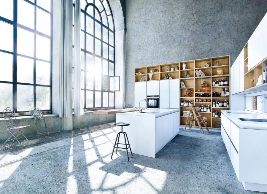 next125, die Premiummarke des Küchenherstellers Schüller, hat sich mit seiner individuellen Küchenarchitektur im mittleren bis oberen Preissegment angesiedelt. (Foto: next125)