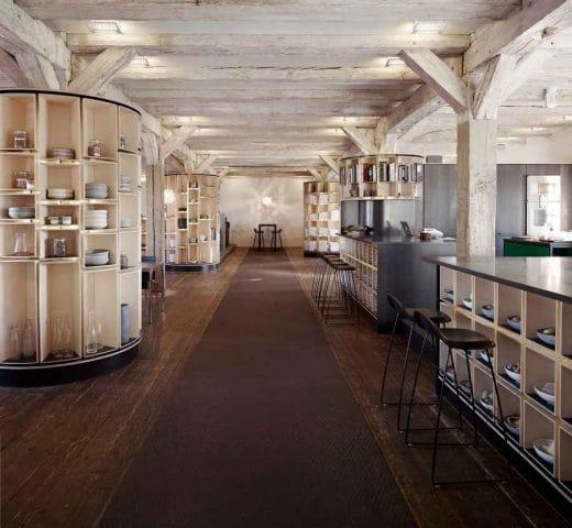 Das Noma in Kopenhagen ist auf den ersten Blick kaum als Restaurant zu erkennen. Tatsächlich soll es aber das Beste der Welt sein - zumindest bis Silvester 2016 noch. (Foto: e-architekt.co.uk)