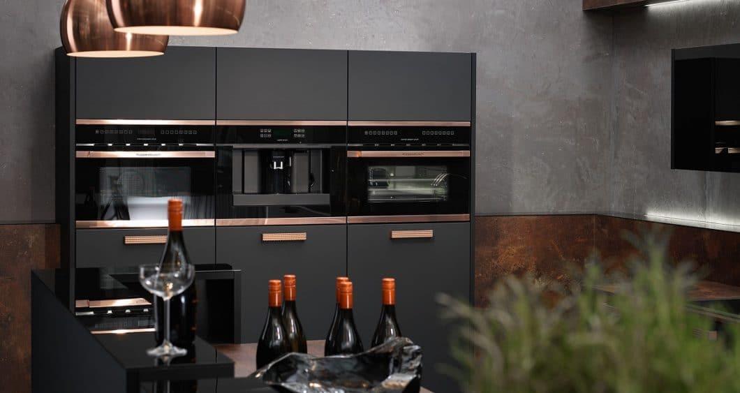 Italienische Sinnlichkeit bringt das Unternehmen schon immer mit. Nun wird das Design in speziellen Fokus zur Funktionalität gestellt. (Foto: rational)