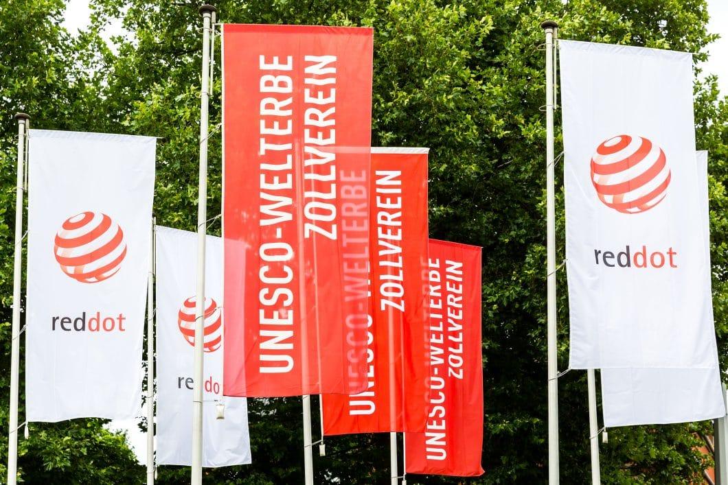 Bosch freut sich über die 9-fache Auszeichnung seiner Produkte mit dem Red Dot Design Award. Das Besondere: Die Preise ziehen sich durch alle Haushalts-Produktsparten. (Foto: Red Dot)