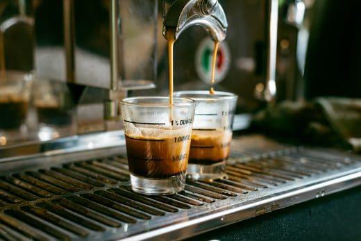 Kaffeemaschine, Espressomaschine, Kaffeevollautomat